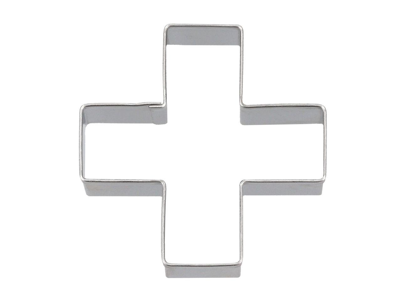 Ausstecher Kreuz 5 cm