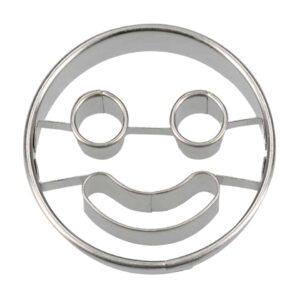 Ausstecher Smiling Face 5 cm