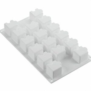 Silikonform Puzzle 30 V01
