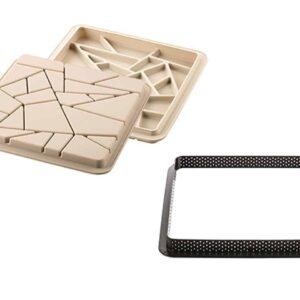 Silikonform Kit Tarte Liberty V01