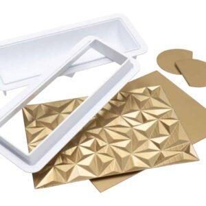 Silikonform Diamond Buche V01