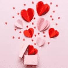 Geschenkkarte Liebe 02