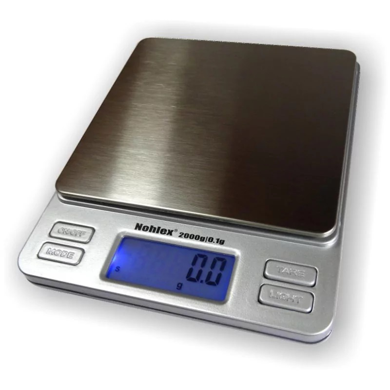 Digitale Küchenwaage 2 kg