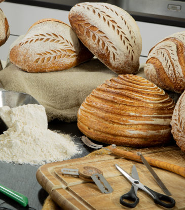 Bread Scoring - Bread Carving - Online-Kurs