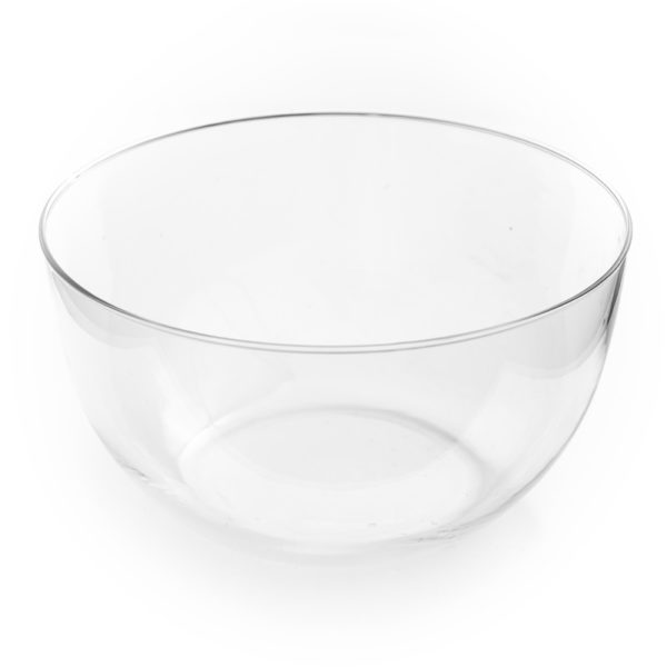 Backkuppel aus Borosilikatglas V02